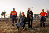 Queensland Symphony Orchestra musicians bring the joy of  music to the Maranoa and Western Downs – strings most definitely attached!